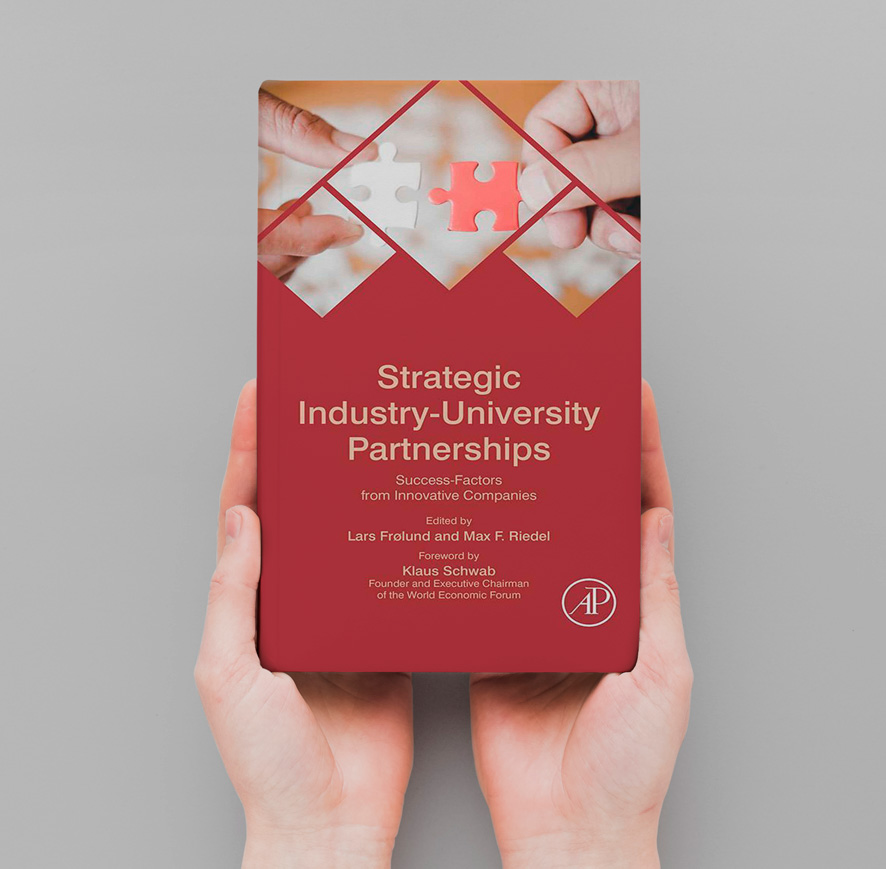 Strategic Industry-University Partnership​ Buy on Amazon